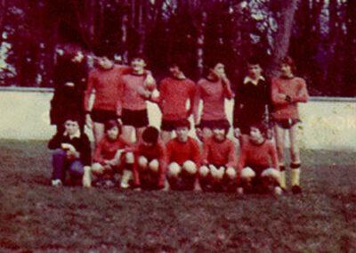 Squadra storica Amor Sportiva
