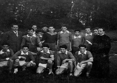 Foto storiche squadre Amor Sportiva